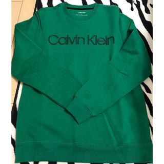 Calvin Klein - Calvin Klein トレーナー (S)