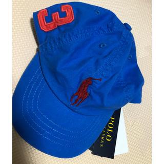 ポロラルフローレン(POLO RALPH LAUREN)のポロ キャップ(帽子)
