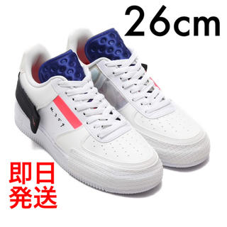 NIKE - 26cm NIKE AIR FORCE 1 TYPE SUMMIT エアフォース