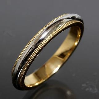 ティファニー(Tiffany & Co.)のティファニー TIFFANY&CO.ミルグレイン リング 15号 3mm幅(リング(指輪))