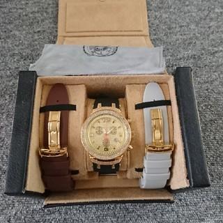 アヴァランチ(AVALANCHE)のジョーロデオ ダイヤモンドウォッチ(腕時計(アナログ))