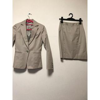 ミッシェルクラン(MICHEL KLEIN)の美品 ミッシェルクラン スーツ レディース(スーツ)