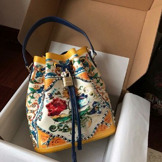 DOLCE&GABBANA - Dolce & Gabbana ショルダーバッグ ハンドバッグ
