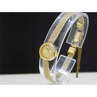 キャサリンハムネット(KATHARINE HAMNETT)のKATHARINE HAMNETT 腕時計 ゴールド メッシュベルト (腕時計)