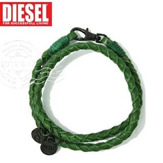 ディーゼル(DIESEL)のディーゼル ユニセックス 革ブレス(ブレスレット/バングル)