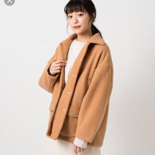 カスタネ(Kastane)の[新品 未使用] kastane ウールジャケットコート(ブルゾン)