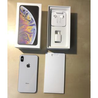 iPhone - 【美品】 iphonexs max 512GB SIMフリー AppleCare