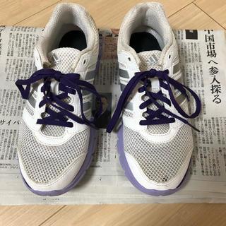 アディダス(adidas)のアディダス 軽量スニーカー 24センチ (スニーカー)