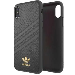 アディダス(adidas)のadidas iPhone XS(iPhoneケース)