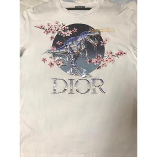 ディオール(Dior)のDior sorayama Tシャツ ★パーカー ロングTの上からでも★(Tシャツ/カットソー(半袖/袖なし))