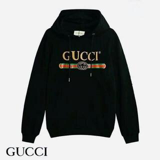Gucci - GUCCI スウェット パーカー 長袖トップス トレーナー 男女兼用
