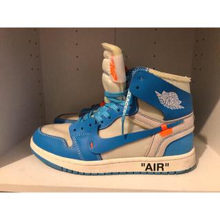 NIKE - Nike Air Jordan 1 UNC off white 27cm