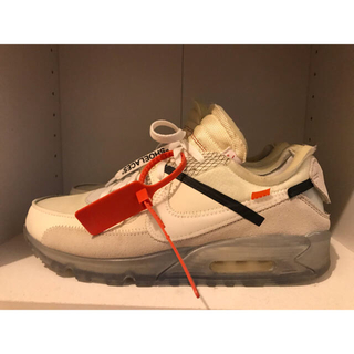 NIKE - Nike air max 90 off white 28cm
