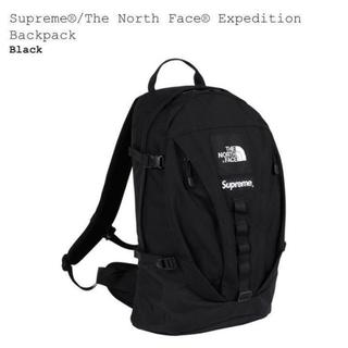 Supreme - Supreme/The North Face Backpack 黒