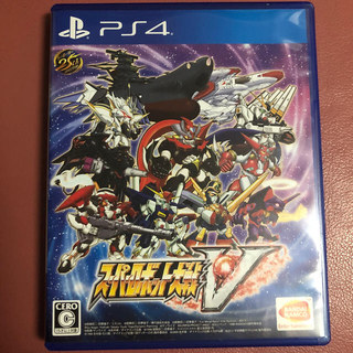 PlayStation4 - スーパーロボット大戦V 【カード付】