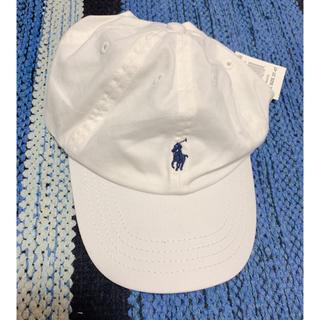 ポロラルフローレン(POLO RALPH LAUREN)のPolo ラルフローレンキャップ(帽子)