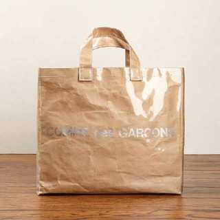 COMME des GARCONS - COMME des GARCONSコムデギャルソン ビニールトートバッグ