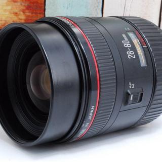 Canon - 【大人気】Canon キャノン EF 28-80mm L USM ディズニー