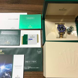 ロレックス(ROLEX)のいっしー17様専用 新品未使用  ロレックス サブマリーナ 116613LB (腕時計(アナログ))