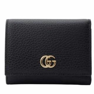 Gucci - ★☆GUCCIプチマーモント三つ折り財布▲グッチ財布