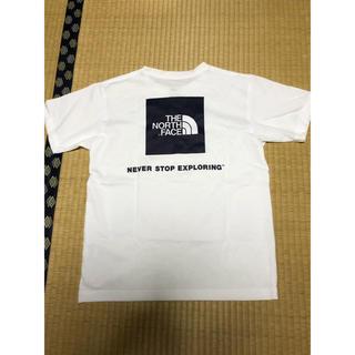 THE NORTH FACE - ノースフェイス スクエアロゴTシャツ