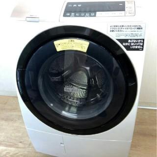 日立 - 【極美品/2018年製】日立 ドラム式洗濯乾燥機 ビッグドラム 左開き 11kg
