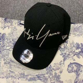 Yohji Yamamoto - Yohji Yamamoto × New Era ヨウジヤマモト キャップ