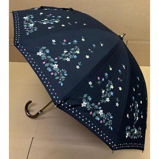 Sybilla - シビラ 晴雨兼用傘 日傘  花柄部分一部刺繍デザイン
