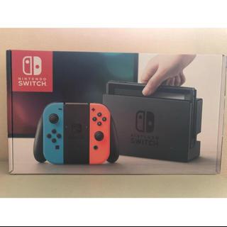 Nintendo Switch - 【数日限定】Nintendo Switch ネオンブルー/ ネオンレッド