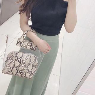 フレイアイディー(FRAY I.D)の♡サテンナロースカート♡(ロングスカート)