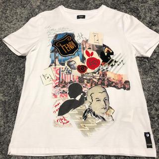 FENDI - FENDI Tシャツ✭新田真剣佑も着用✭限定Tシャツ