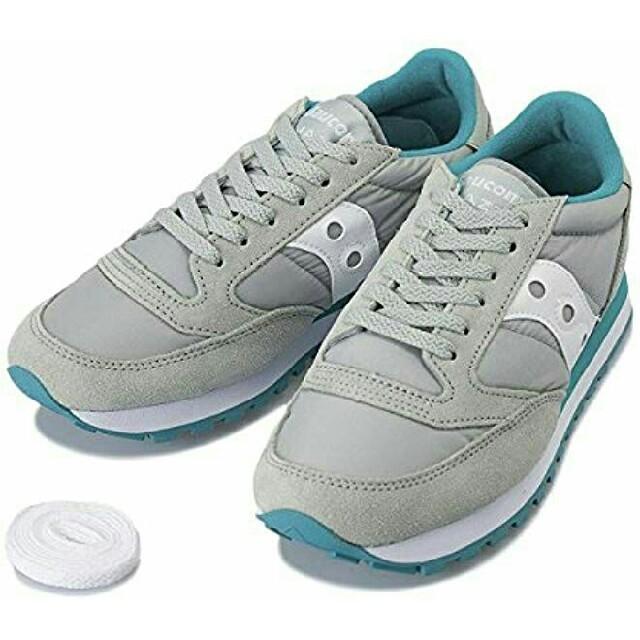 SAUCONY(サッカニー)の最値定価8532円!新品!サッカニー ジャズオリジナル高級スニーカー 25cm レディースの靴/シューズ(スニーカー)の商品写真