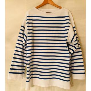 コモリ(COMOLI)のouti 即完売したバスクシャツ(Tシャツ/カットソー(七分/長袖))