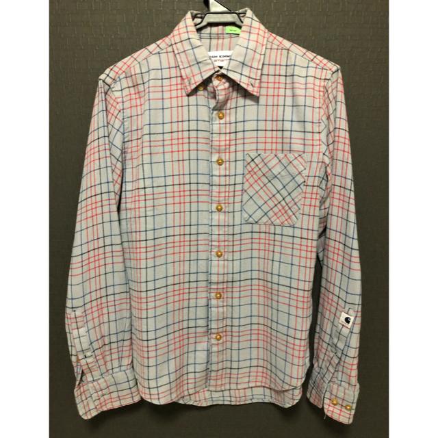 Adam Kimmel(アダムキメル)のチェックシャツ アダムキメル メンズのトップス(シャツ)の商品写真