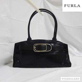 フルラ(Furla)の美品 フルラ:FURLA オールレザー ショルダー/ハンドバッグ(ショルダーバッグ)