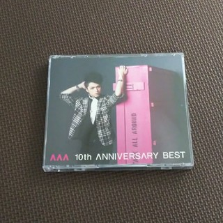 AAA - AAA 10th ANNIVERSARY BEST 末吉秀太