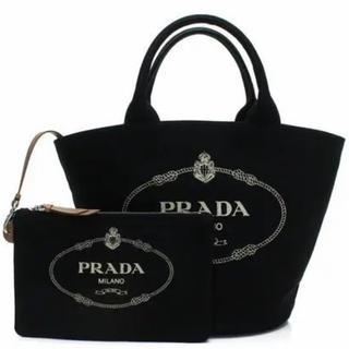 PRADA - 新品未使用 PRADA CANAPA カナパ ファブリック トートバッグ