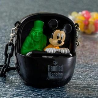 Disney - 新品 ホーンテッドマンション スナックケース