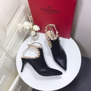 VALENTINO - VALENTINO パンプス ブーツ