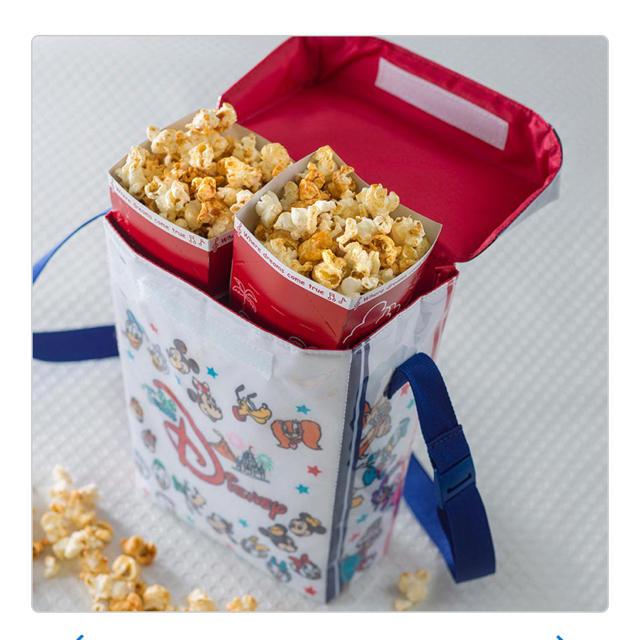 Disney(ディズニー)のディズニー ポップコーンケース レギュラー エンタメ/ホビーのおもちゃ/ぬいぐるみ(キャラクターグッズ)の商品写真