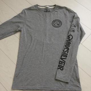 クイックシルバー(QUIKSILVER)のメンズ ロンT クイックシルバー S(Tシャツ/カットソー(七分/長袖))