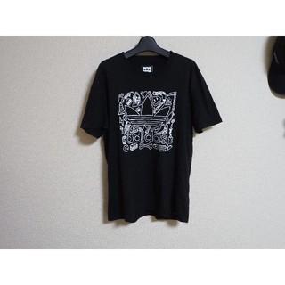 adidas - アディダス Tシャツ 黒
