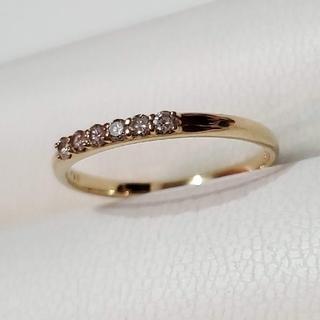 PonteVecchio - 美品 艶々 底値出品❣️K18 ダイヤモンドリング (12号)