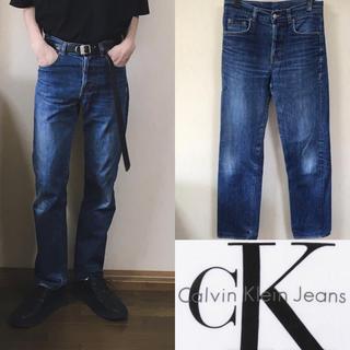 カルバンクライン(Calvin Klein)の90's Calvin Klein カルバンクライン デニム 501(デニム/ジーンズ)