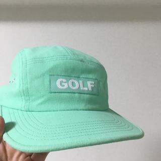 Supreme - GOLF WANG JET CAP Mint green【日本未発売】