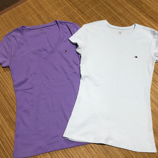 TOMMY HILFIGER - Tommy Tシャツ 2枚セット