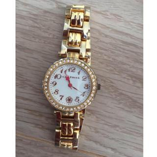 CLATHAS - CLATHAS  クレイサス  ブレスレット  ピンクゴールド  腕時計