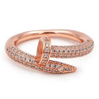 カルティエ(Cartier)の最高級✨釘リング(リング(指輪))