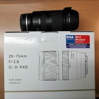 TAMRON - TAMRON A036 28-75mm F2.8 SONY Eマウント