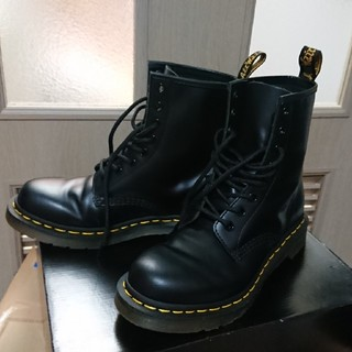 Dr.Martens - Dr.Martens 8HOLE BOOT 1460W